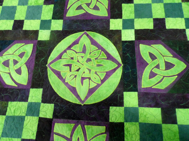 237e- CELTIC - new pattern